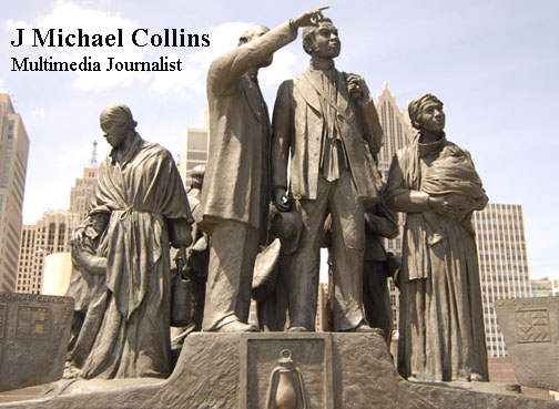 Tribute to the Underground Railroad